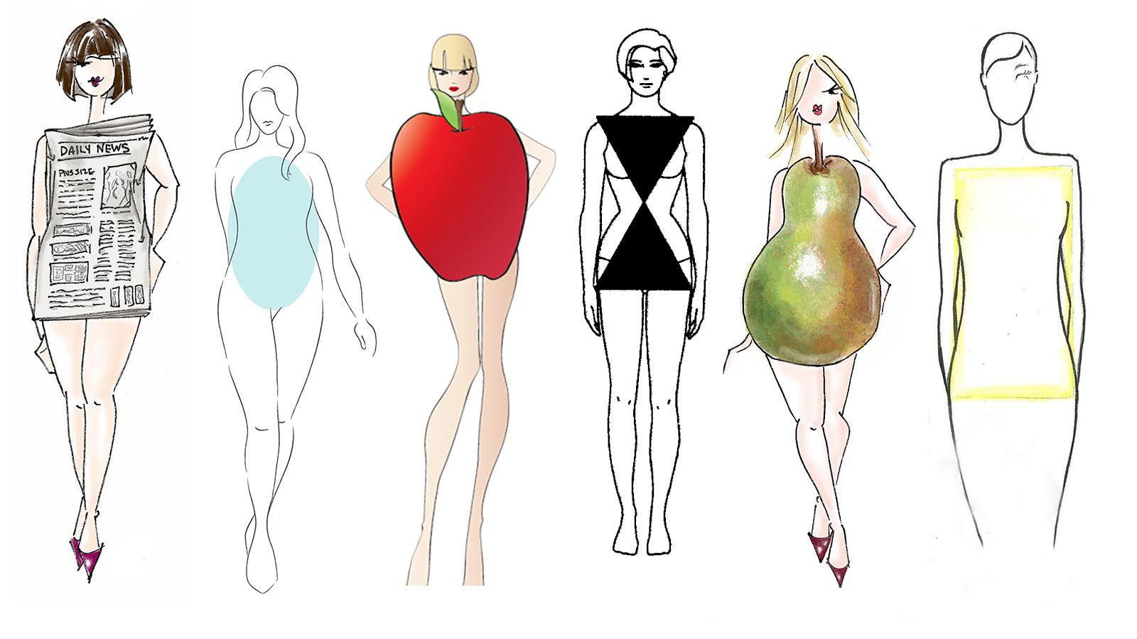 How To Select A Uniform For Your Body Shape Diamond Designs