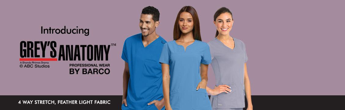 de0047348e71d Buy Grey's Anatomy Scrubs & Uniforms - Scrub Tops & Pants